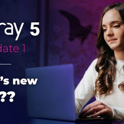What's new in V-Ray 5 Update 1