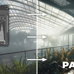 Post-production process for exterior images (Part 2)