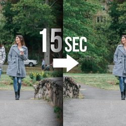 Remove People in 15 Seconds with Photoshop!