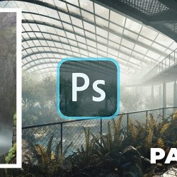 Post-production process for exterior images (Part 3)