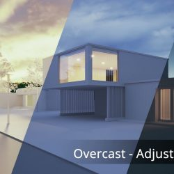 Evermotion ArchViz Training | V-Ray Exterior HDR Lighting