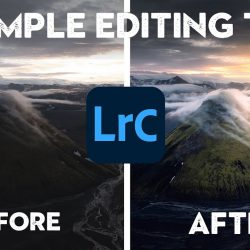 7 Simple Lightroom tips to edit your photos/renders