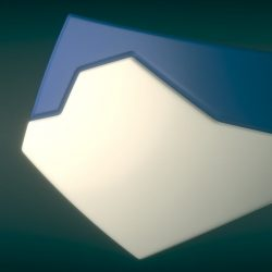 How to model angles on curved surfaces