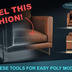 Modeling a cushion in 3ds Max
