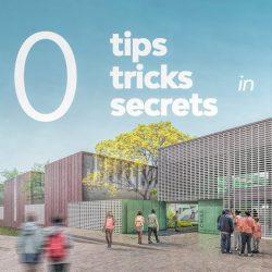 Photoshop tips, tricks & secrets for architecture