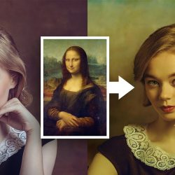 Using paintings for color grading your images